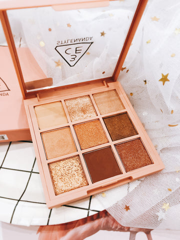 3CE x Mood Recipe Eye Make-Up Palette
