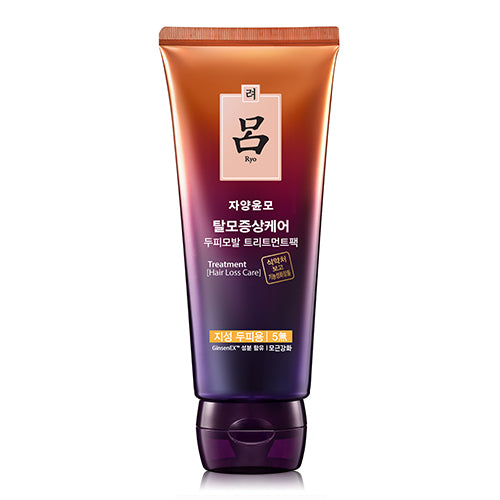 RYO Hair Loss Care Nutritive Treatment Cosme Hut korean beauty Australia