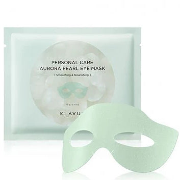 KLAVUU Personal Aurora Pearl Eye Mask (Smoothing & Nourishing) Cosme Hut korean beauty Australia
