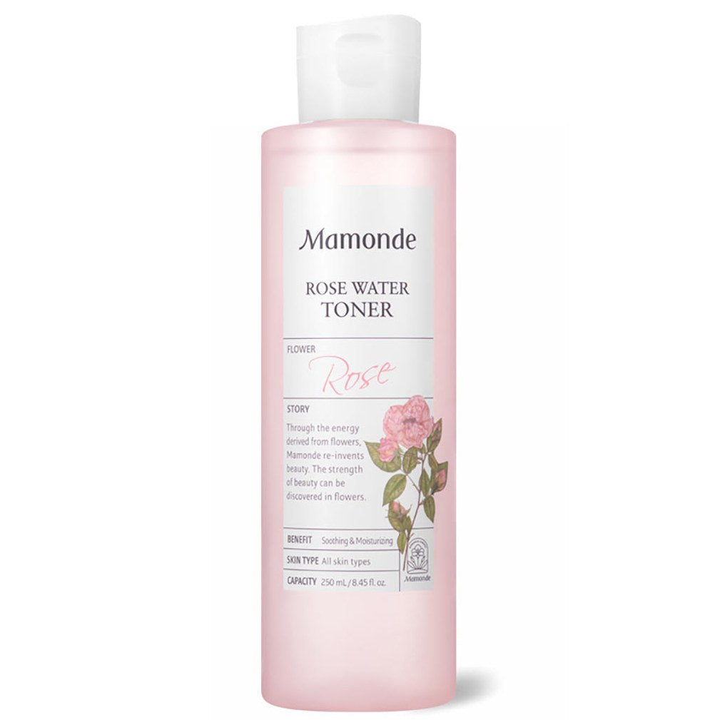 MAMONDE Rose Water Toner Cosme Hut korean beauty Australia