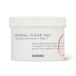 COSRX One Step Pimple Original Clear Pad Cosme Hut kbeauty Korean Skincare Australia
