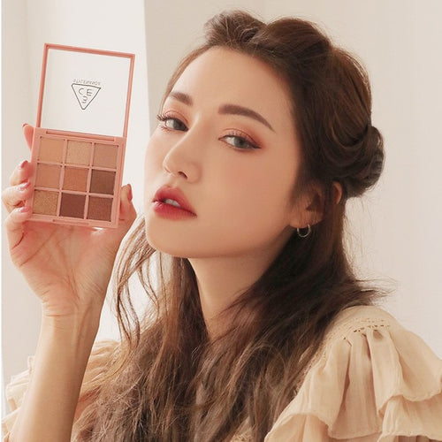 3CE Mood Recipe Multi Eye Color Palette #OVERTAKE Cosme Hut korean beauty Australia