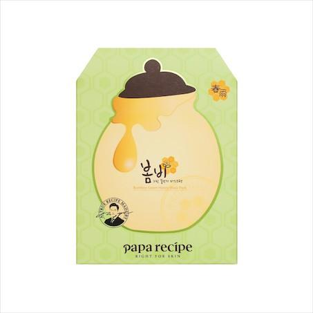 PAPA RECIPE Bombee Green Honey Mask Cosme Hut korean beauty Australia