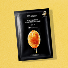 Load image into Gallery viewer, JM Solution Honey Luminous Royal Propolis (Box/10 Sheets)