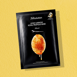 JM Solution Honey Luminous Royal Propolis (Box/10 Sheets)