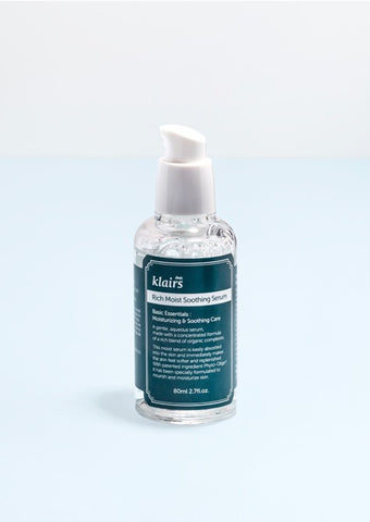 Klairs Rich Moist Soothing Serum - Cosme Hut