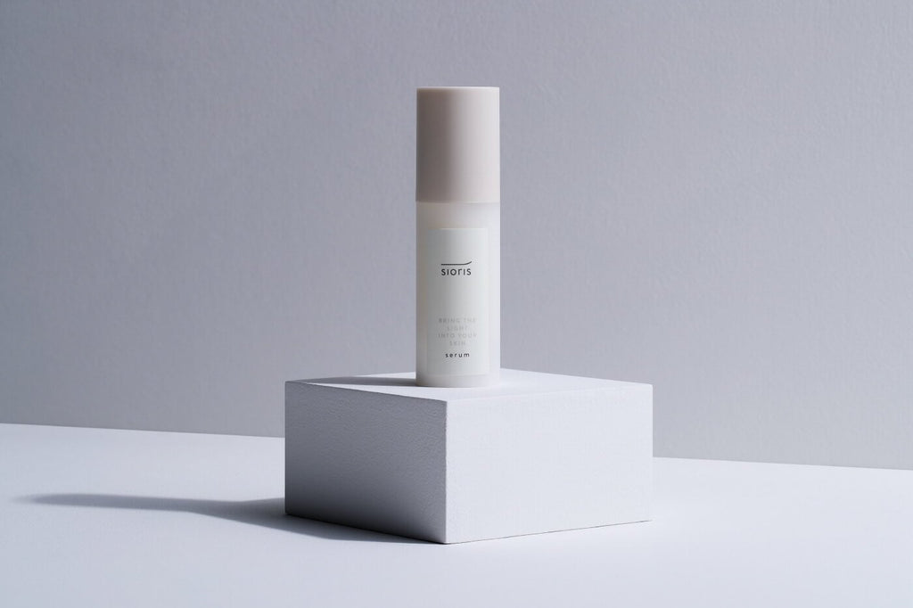 SIORIS Bring The Light Into Your Skin Serum Cosme Hut korean beauty Australia