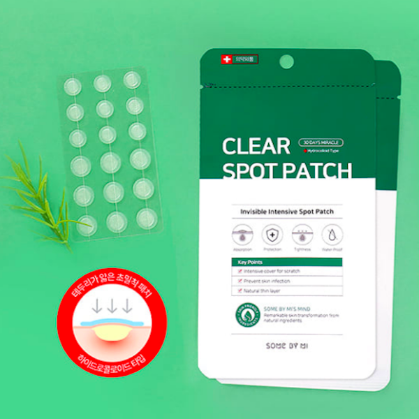 SOME BY MI Clear Spot Patch 18 patches Cosme Hut korean beauty Australia