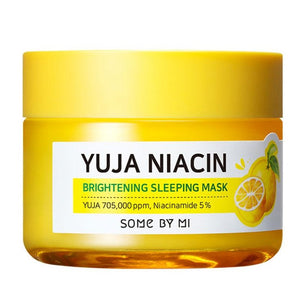 SOME BY MI Yuja Niacin Brightening Sleeping Mask Cosme Hut kbeauty Korean Skincare Australia