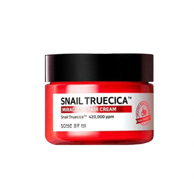 SOME BY MI Snail Truecica Miracle Repair Cream Cosme Hut kbeauty Korean Skincare Australia