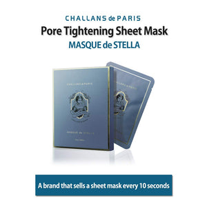 CHALLANS de PARIS Masque de Stella Cosme Hut korean beauty Australia