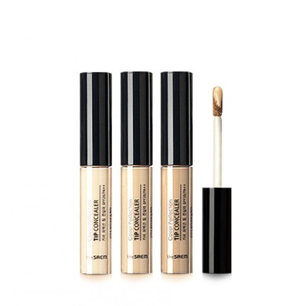THE SAEM Cover Perfection Tip Concealer Cosme Hut korean beauty Australia
