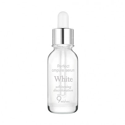 9WISHES Miracle White Ampoule Serum Cosme Hut korean beauty Australia