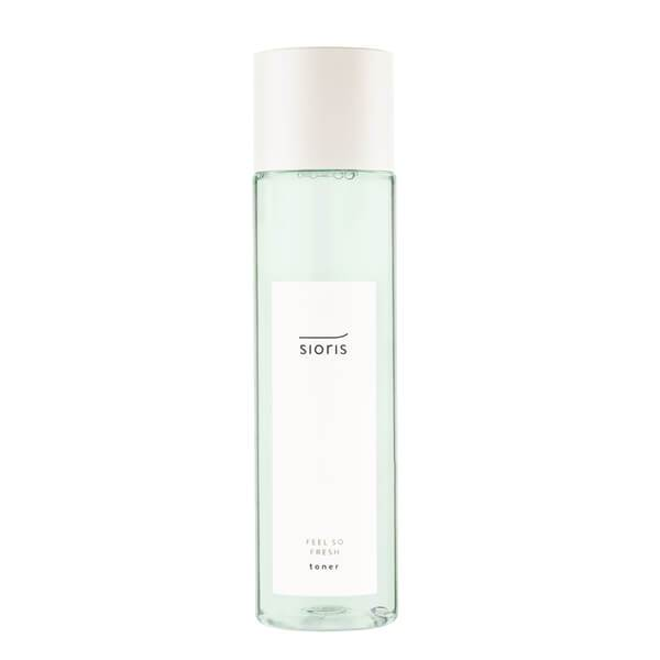 SIORIS Feel So Fresh Toner Cosme Hut korean beauty Australia