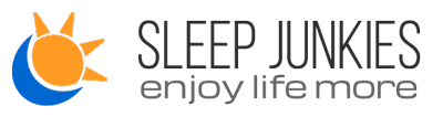 Modern Zinc: Sleep Junkies Logo