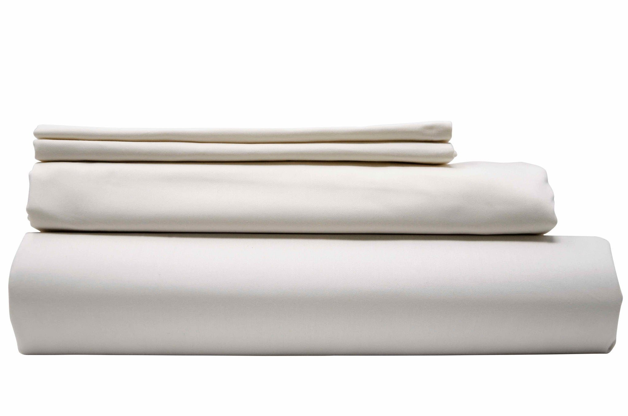 Zinc Infused Sheet Set - White
