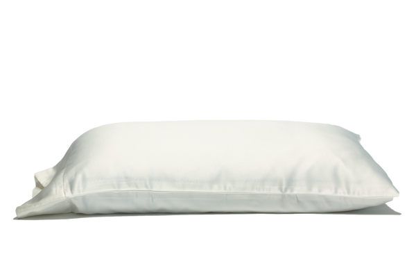 Zinc Infused Pillowcase - White