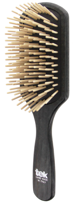 Large Rectangular Brush with long pins FSC 100%