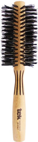 Round Brush with Wild Boar Bristles 55mm FSC 100%