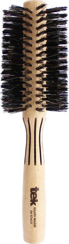 Round Brush with Wild Boar Bristles 60mm FSC 100%