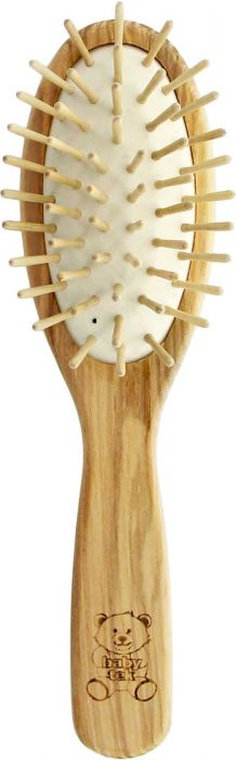 Baby's Brush with wooden pins FSC 100%