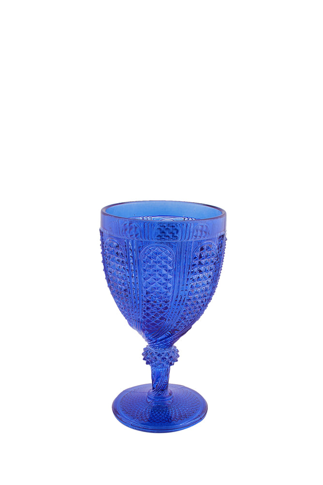 Madeira Water Glass
