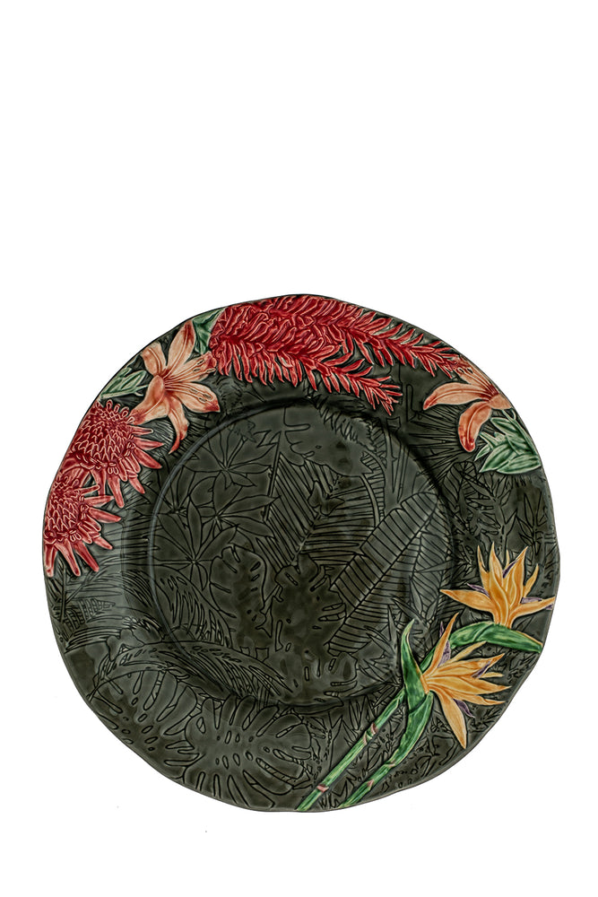 Tropical Charger Plate