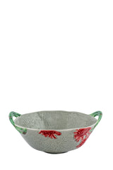 Tropical Salad Serving Bowl