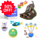 Bundle Saver - Cat Toys For IQ Training