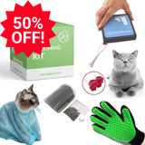 The Ultimate Cat Grooming Kit