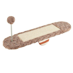 Cat Seesaw Scratch Toy
