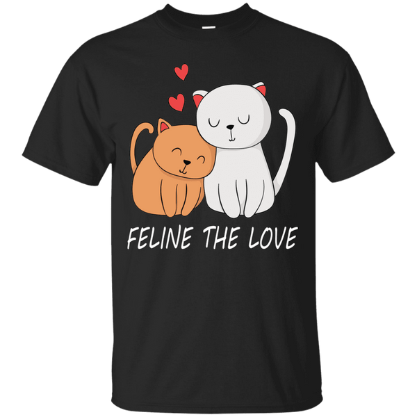 Feline The Love T-Shirt