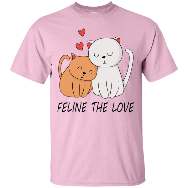 Feline The Love Shirt
