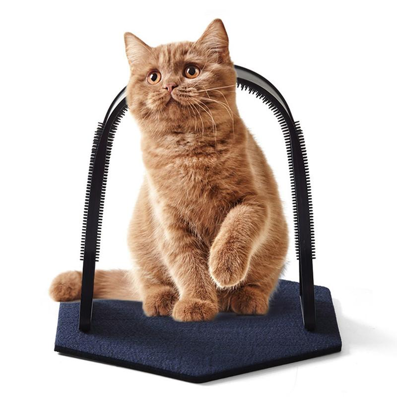 Deluxe Arch Groomer For Cats