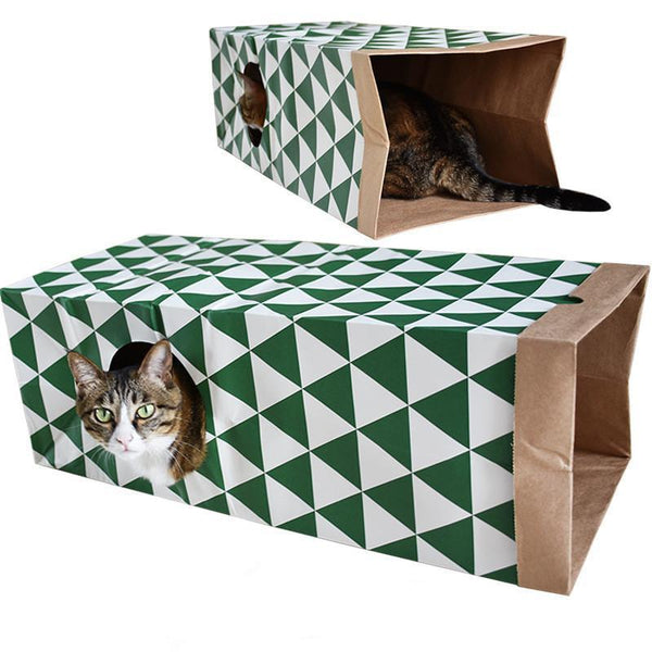 Hideout Cat Tunnel Toy