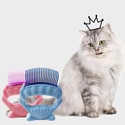 Cat Grooming Comb For A Silky Soft Coat