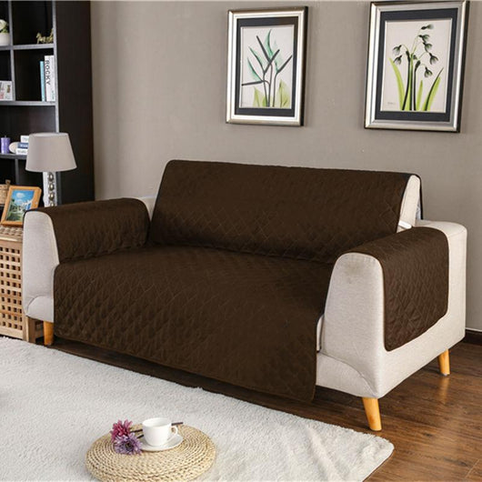 Deluxe Quilted Sofa Protector