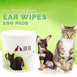 Cat Ear Cleaning Wipes