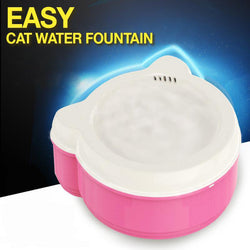 Easy Cat Water Fountain