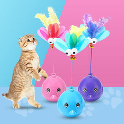 Interactive Laser Puzzle Cat Toy