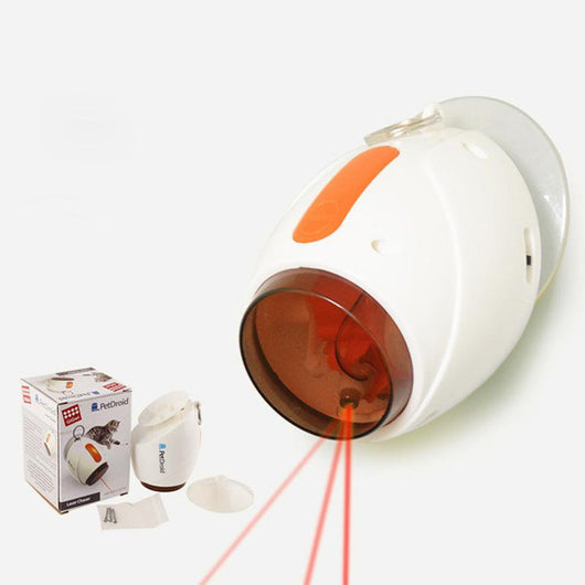 Hanging Automatic Interactive Laser Cat Toy