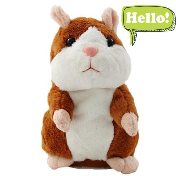 Interactive Talking Hamster