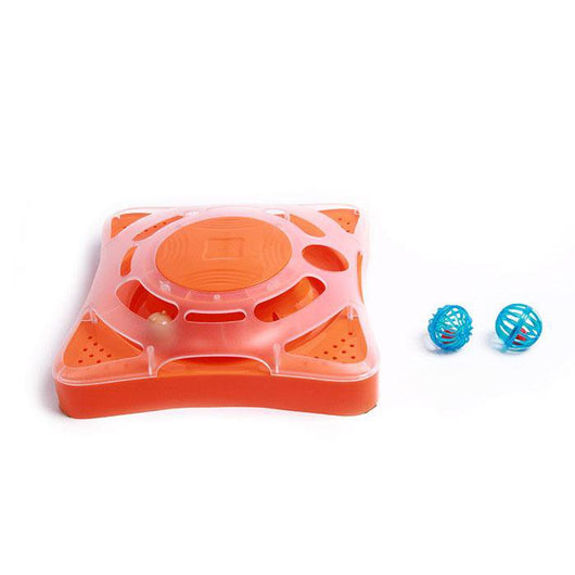 NEW! Electronic Cat Track Toy