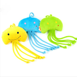 Catnip Jellyfish Kicker Toy