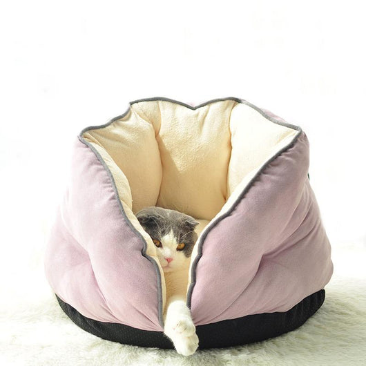 Extra Plush Kitty Nest