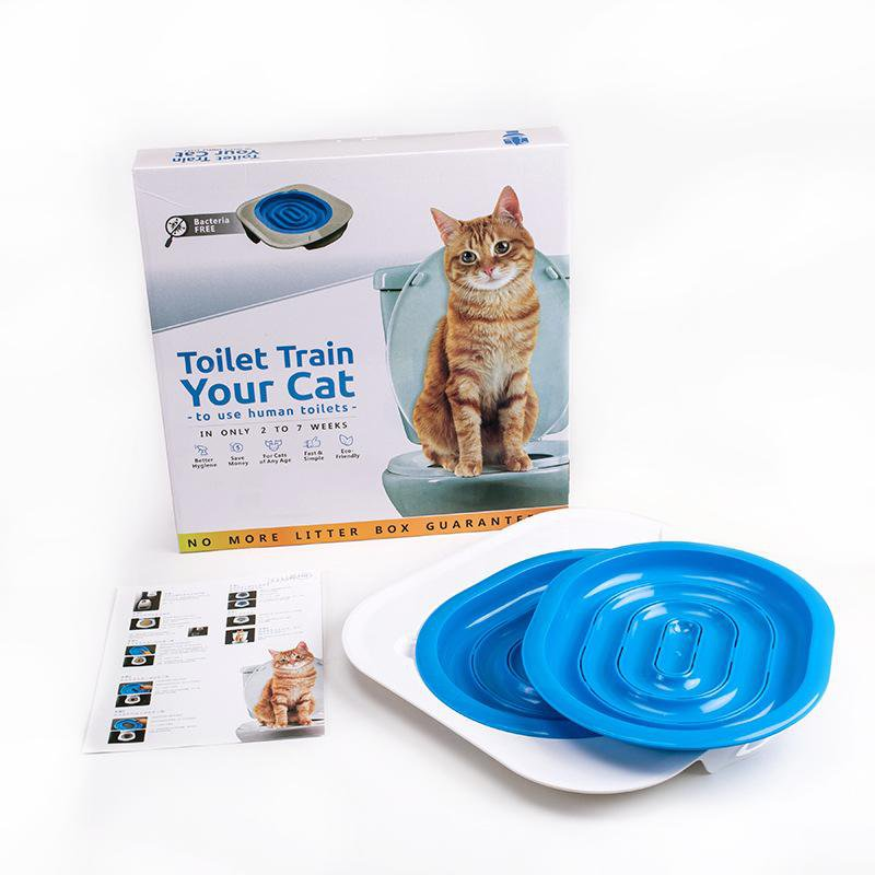 Clearance Sale Cat Toilet Training Kit