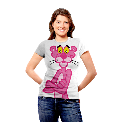 BeCivil Pink Panther Tshirt collection - Big Panther