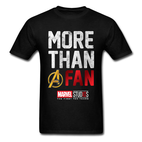 Marvel Avengers Fan Unisex Tshirt - Limited Edition