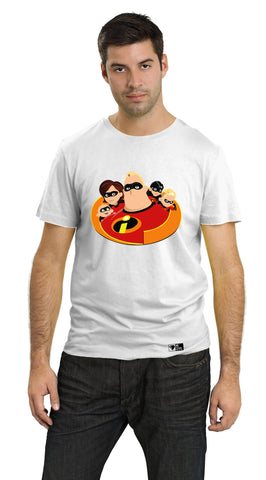 BeCivil The Incredibles Family Unisex TShirt