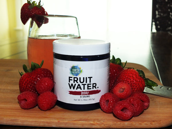 Fruit Water - Berry - 30 Serving Jar